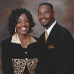 Pastor and First Lady Curlee